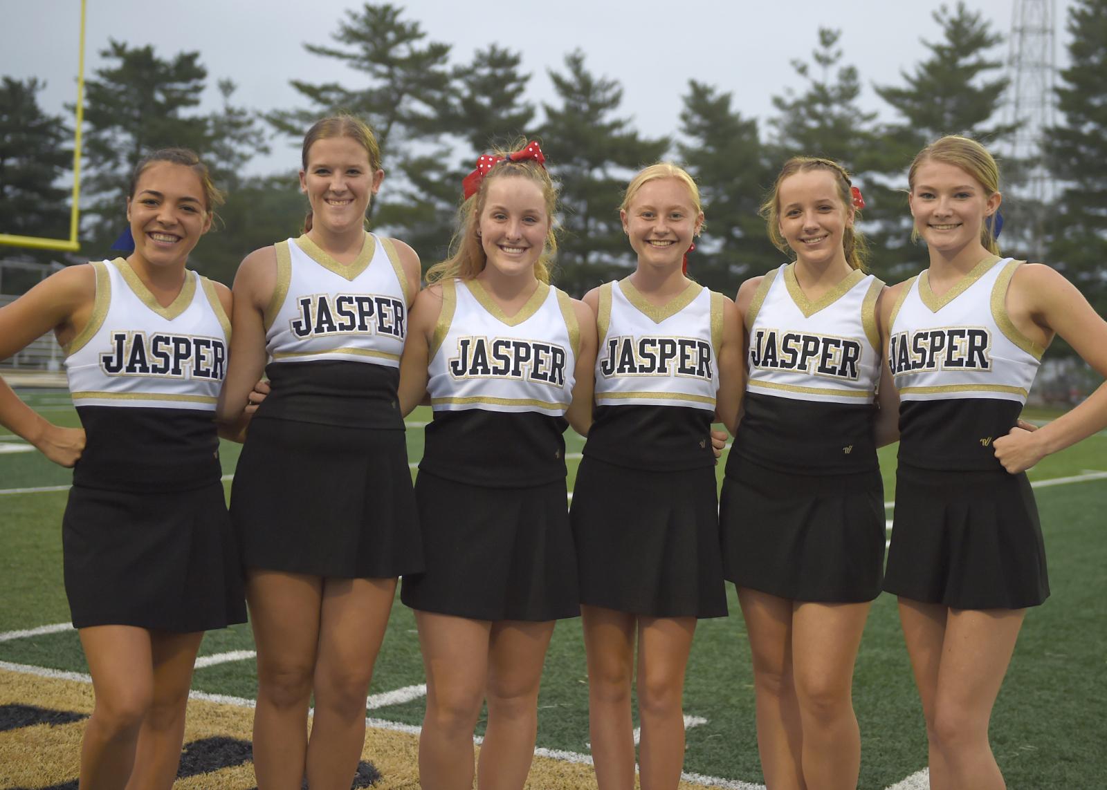 Cheer – Jasper Seniors (V)