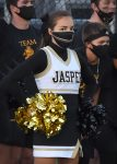 Cheer - Jasper vs EV Mater Dei Football (V)