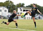 Soccer - Jasper vs Castle (JV-Girls)