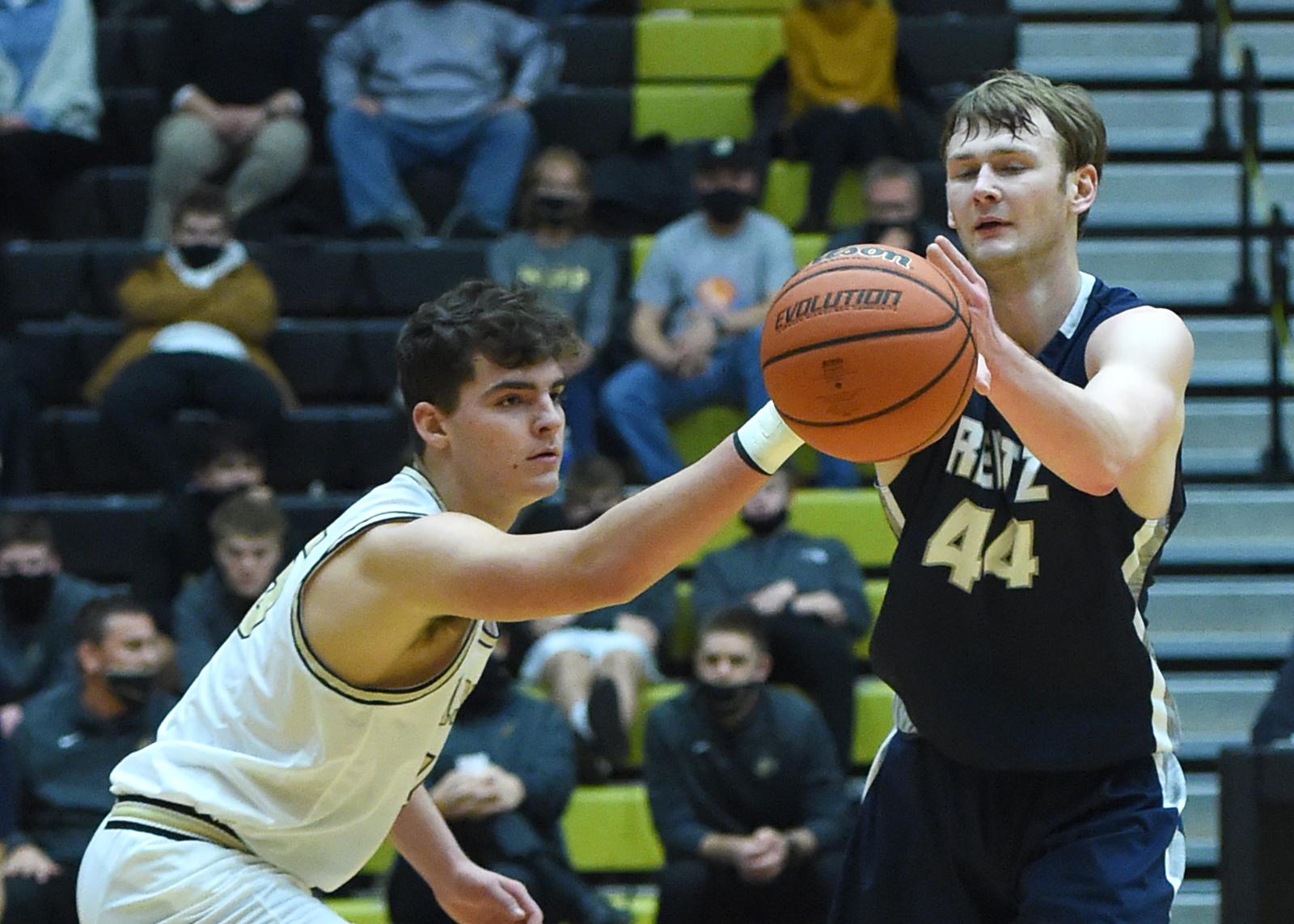 Basketball – Jasper vs EV Reitz (V-Boys)