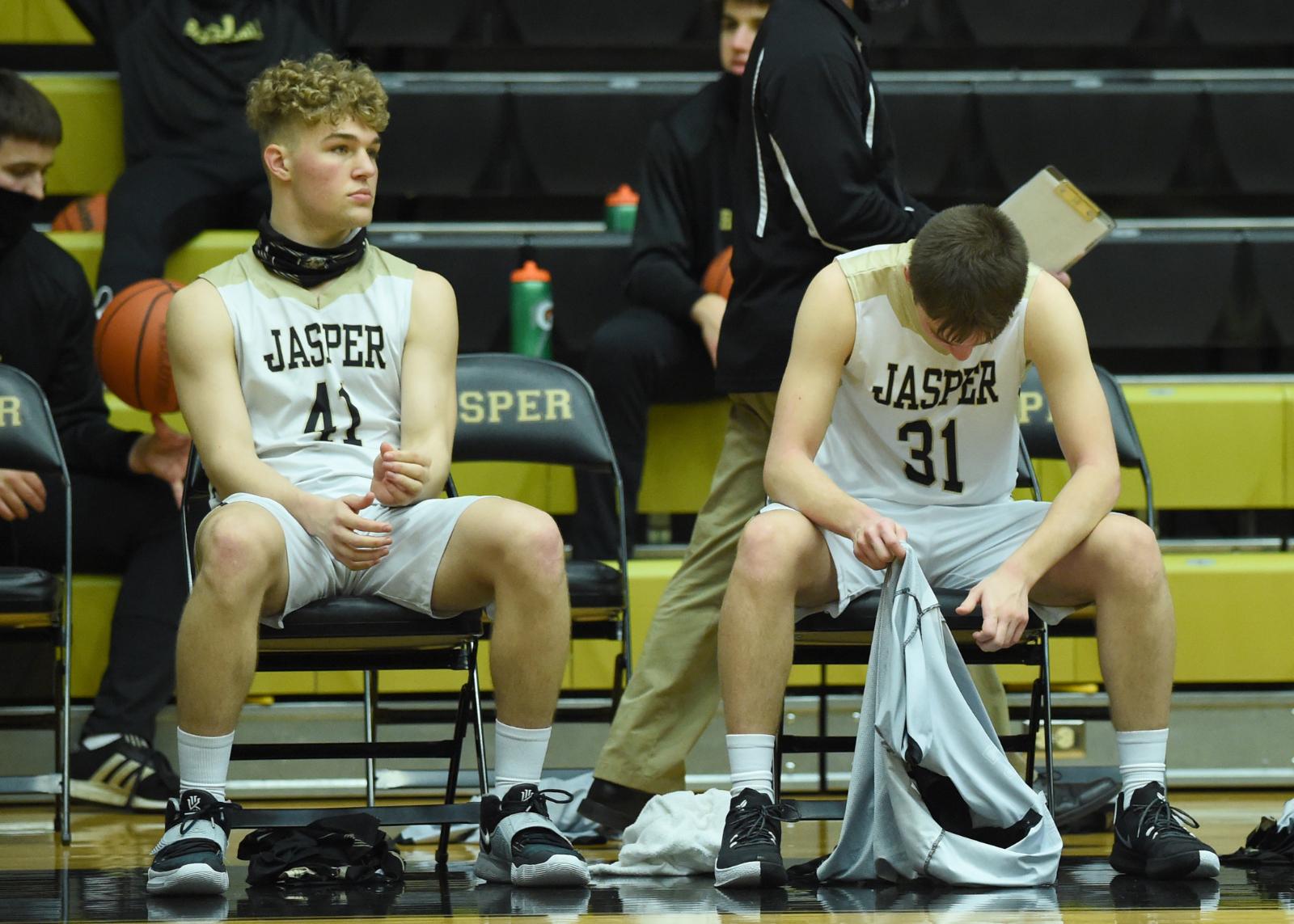 Basketball – Jasper vs Southridge (JV-Boys)