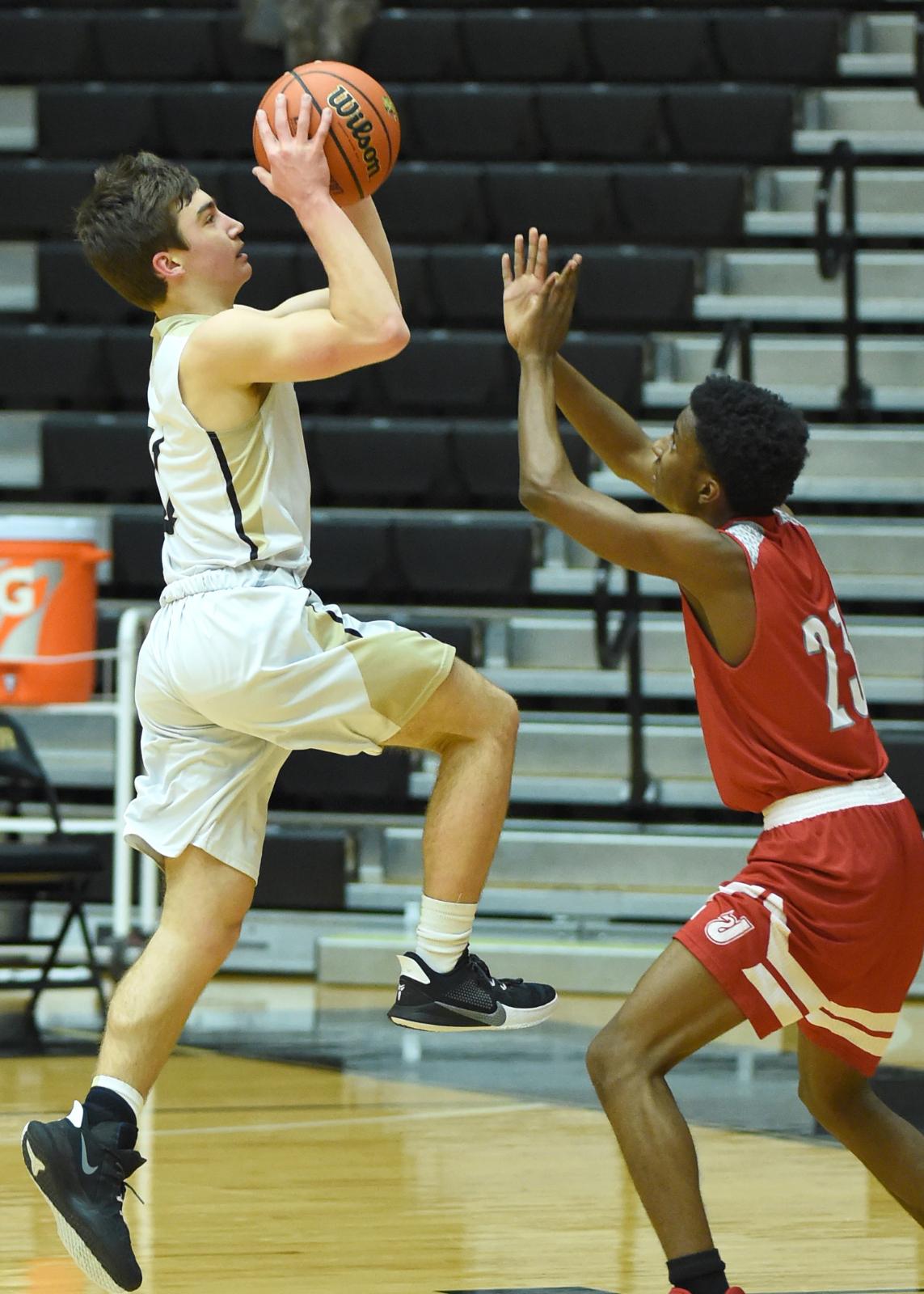 Basketball – Jasper vs Jeffersonville (JV-Boys)