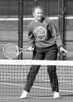 Tennis - Scrimmage Warmups (V-Girls)