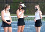 Tennis - Jasper vs EV North (Girls)