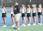 Tonight's, 5/6, Varsity Girls Tennis vs. Harrison will be at JASPER!