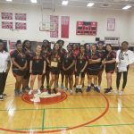 JV and Varsity Badminton Division II City Champions