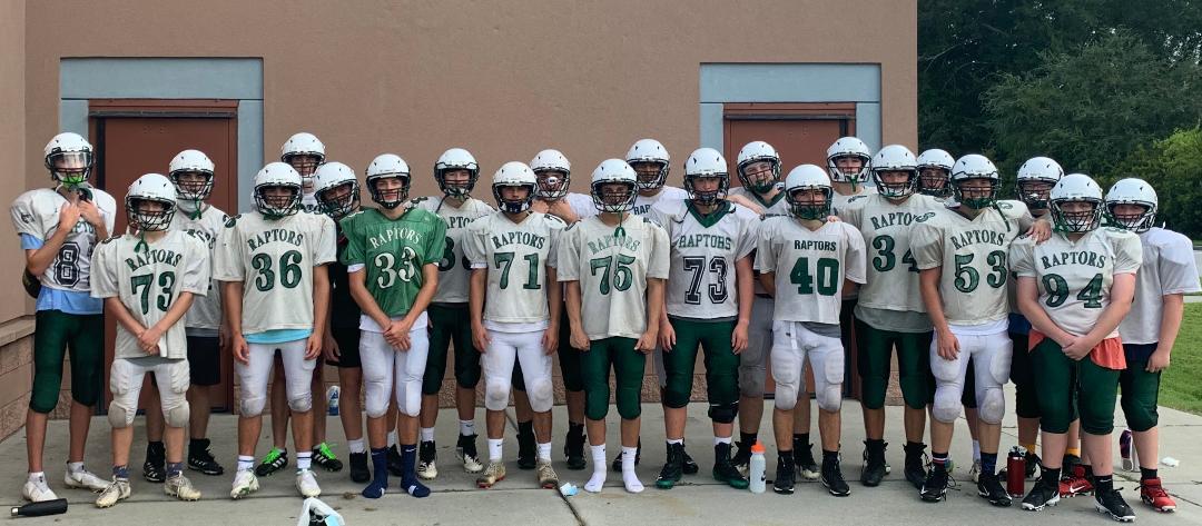 2020 Boys Football