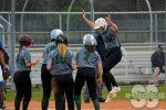 Girls Varsity Softball beats R B Stall 18 – 0