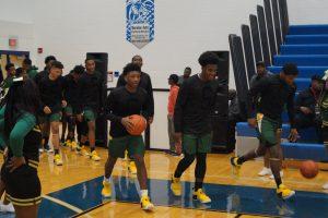Boys Basketball v. Dunbar