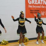 Jr. High Cheer