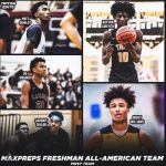 MAXPREPS FRESHMAN (c/o 23) ALL-AMERICAN TEAM