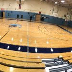 Olney Charter HS Gets New Gym Floor!!!