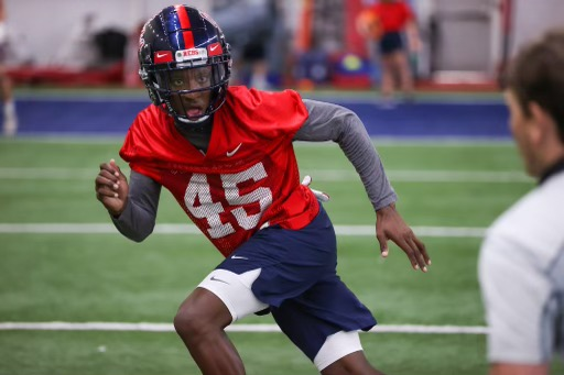 Former Olney Charter HS Football Player Makes Spring Roster @ Ole Miss University