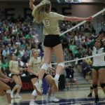 Girls volleyball returns as state runner-up, debuts in 6A