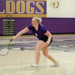Girls badminton beats Mesa 5 – 4