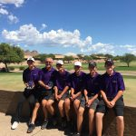 Boys golf finishes second in the Superstition Cup