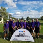 Boys golf finishes state in 12th place