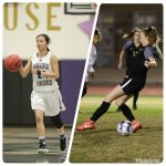 Girls soccer & basketball advance to state play-in