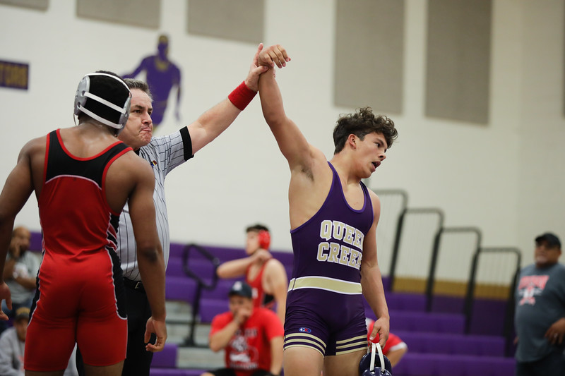 Wrestling to take six to state tournament
