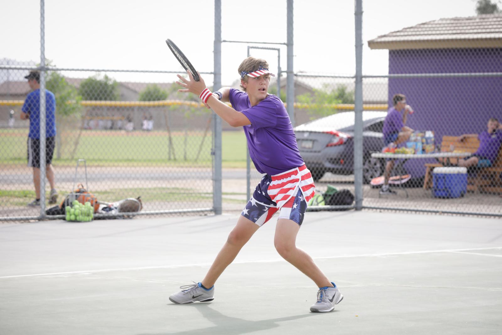 Boys tennis welcomes new coach, season starts