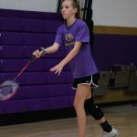 Girls badminton sweeps Cesar Chavez 9 – 0