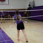 Girls badminton outlasts Mesa 5-4