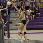 Girls volleyball falls to Xavier College Preparatory 3 – 1