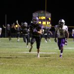 Boys football beats Cesar Chavez 35 – 20 on homecoming