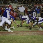 Football defeats Mountain View, Mesa 27 – 10