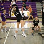 Girls Volleyball falls to Desert Ridge 3 – 1