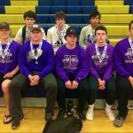 Wrestling qualifies eight for state at sectionals