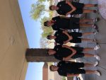 Brown leads boys golf in Dobson Classic