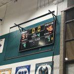 Boys Varsity Basketball beats Sycamore 51 – 46