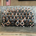 Thunder Boys Track and Field competed at the Huntley Indoor