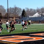 Girls Junior Varsity Soccer beats Harlem 6 – 0