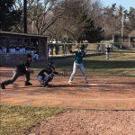Varsity Baseball falls to Mundelein Carmel Catholic 8 – 3