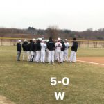 Pitching By Jacob Laha Shuts Out Marengo, Woodstock North Thunder Varsity Takes Win In Series Sweep