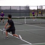 Boys Varsity Tennis falls to Wauconda 5 – 2 In Weather Shortened Match-up