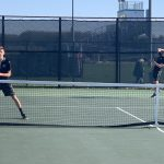Boys Varsity Tennis beats Antioch Community 5 – 2