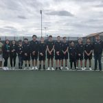 Boys Varsity Tennis beats Marengo 7 – 0 on Senior Night