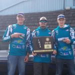 Bass Fishing Sectional Champions!
