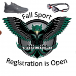 Fall Sport Registration is Open