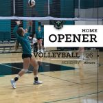 Volleyball Home Opener 8/26