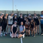 Girls Varsity Tennis beats Hampshire 4 – 3 in Home Opener