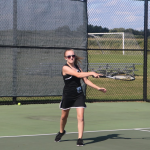 Girls Junior Varsity Tennis beats Belvidere North 6 – 1