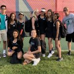 Girls Varsity Tennis outlasts Belvidere North 4 – 3