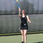Girls Junior Varsity Tennis falls to Mchenry Comm 4 – 3