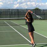 Girls Varsity Tennis beats Johnsburg 5 – 2 To Begin Conference Play