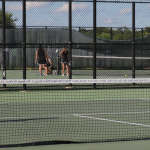 Girls Junior Varsity Tennis beats Crystal Lake South 4 – 3