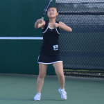 Girls Junior Varsity Tennis beats Marengo 7 – 0